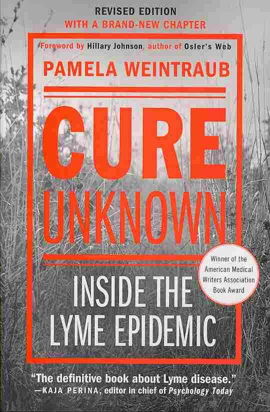 Cure Unknown By Weintraub, Pamela
